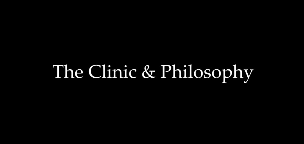 clinic and philiosophy title first slide